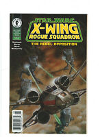 Star Wars X-Wing Rogue Squadron- Rebel Opposition #2 VF/NM 9.0 Newsstand 1995