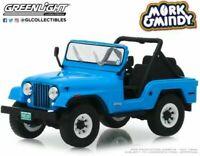 Mork and Mindy 1978-82 Tv Series 1972 Jeep CJ-5 1:43 Greenlight