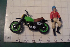 fisher price: Adventure People : motorcyle and guy #1