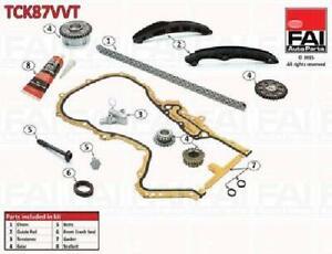 Original FAI AutoParts Timing Chain Set TCK87VVT for Audi Seat Skoda VW