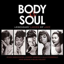 Various Artists - Body & Soul: Legendary Ladies Of Jazz / Various [New CD] Holla