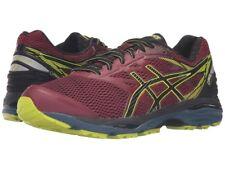 ASICS Gel-Cumulus 18 GTX Men's Running Shoes (size 7) Pomegranate / Black