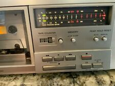 Vintage Sony TC-K61 Dolby Stereo Cassette Deck,IN GEAT SHAPE & WORKS EXCELLENT