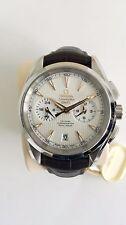 Omega Seamaster Aqua Terra GMT Silver Dial Automatic Men's Watch 23113435202001