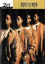 The Best of Boyz II Men - The DVD Collection - DVD PCM Audio