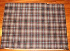 """Woolrich Woolen Mills Blanket 50"""" x 68"""" - Plaid , Extra Warm"""
