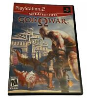 God Of War (PS2 2005) Greatest Hits