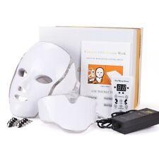 Luz LED de TFD Máscara Facial Cuidado Piel Fotón Rejuvenecimiento Facial Corporal Tratamiento De Belleza