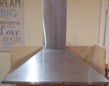 CHIM70SS 70cm CHIMNEY HOOD S/ STEEL