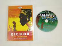 DVD VF     Kirikou et la sorciere      Michel Ocelot      Envoi rapide et suivi