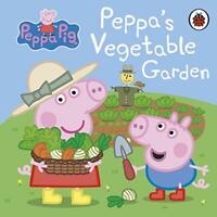 Peppa Pig: Peppa's Vegetable Garden by Peppa Pig, NEW Book, FREE & Fast Delivery