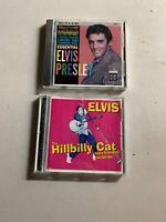 Elvis Presley  - The Hillbilly Cat - QED232 UK release + Essential LOT