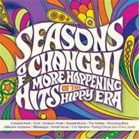 Seasons Of Change II More Happening Hits Of The Hippy Era Various 3 CD NEW
