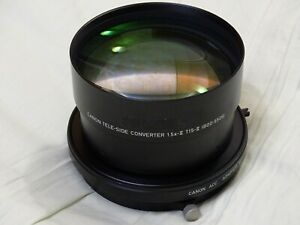 CANON TELE-SIDE CONVERTER 1.5x-II T15-II BG0-5506