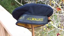 WWI WW1 US NAVY SAILORS DONALD DUCK STYLE FLAT HAT CAP USS MILWAUKEE Cruiser