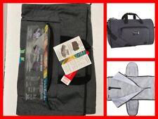 SWISS GEAR Getaway International Carry-On Size EVERYTHING DUFFLE BAG Grey NWT