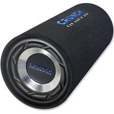 Crunch GTs 200 - Bass Tube Subwoofer 20cm 200mm Woffer Auto Bassrolle Bassrohr