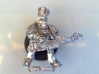Chaos Space Marines - Classic Noise Marine Guitar Rogue Trader, Metal Oop