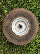Husqvarna Riding Lawn Mower 15x6.00-6 Front Wheel Tire & Rim Craftsman LT1000