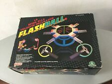 1988#Galoob Flashball Il Gioco Del Tennis Elettronico Flash Ball Console Nib