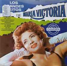 Maria Victoria Los Grandes Exitos Soy Feliz Bolero CD BMG 2011 MINT