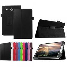 étui de protection noir pour Samsung Galaxy Tab E 9.6 SM T560 T561 Housse NEUF