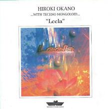HIROKI OKANO with TECHNO MONGOLOID = Leela = CD = AMBIENT DOWNTEMPO ELECTRO