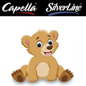 27 Bears Flavour Concentrate - Capella SIlverline
