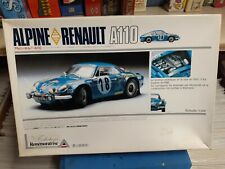 Union Alpine Renault A110 Model Kit 1/24