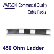 Balanced 450 Ohm Ladder Line Cable Pack 10m Length