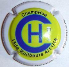 Capsule de Champagne BOONEN MEUNIER Extra !! Diane et François