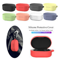 Silicone Full Cover Protective Case For Xiaomi AirDots Youth For Redmi Airdots-