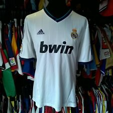 Real Madrid 2012 Home Football Shirt Adidas Jersey Taille Adulte XL