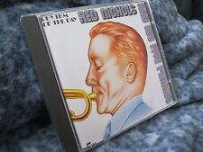 "RED NICHOLS AND HIS FIVE PENNIES CD ""RHYTHM OF THE DAY"" RARE 1983 UK IMPORT"