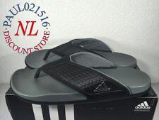 NEW Adidas Performance Men's Adilette CF+Summer Y Flip Flop Sandals ~ Black