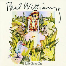 Life Goes On [Remaster] by Paul Williams (Singer/Songwriter) (CD, Feb-2006,...