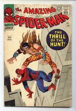 Amazing Spider-Man #34 (Steve Ditko) Silver Age-Marvel Comics FN  {Generations}