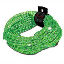 Airhead Bling 2 Rider Tube Towable Rope - 60' Ahtr-12Bl New 2,375 lb. Strength