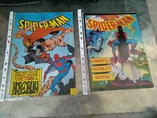 Spider-man Comic Bundle From 1983 11 Comic Bundle