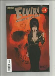 ELVIRA MISTRESS OF THE DARK #1 VARIANT COVER Near Mint Free Shipping BUY IT NOW
