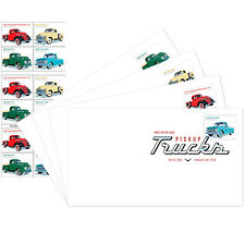 USPS New Pickup Trucks Keepsake with DCP set of 4