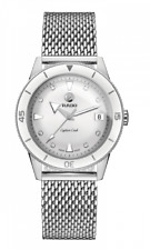 RADO Captain Cook Automatic Diamonds White Mother of Pearl Women Watch R32500703