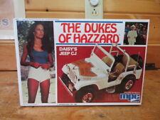 New ListingVintage 1980 Mpc Dukes of Hazzard Daisy's Jeep Cj sealed , mint