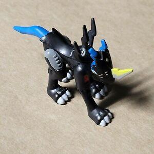 "Digimon Raidramon Digital Monsters Lighdramon 2000 Bandai 1.5"" Mini PVC Figure"