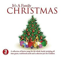 IT 's a family Christmas st peter's Ballade, peggy lee, Frank sinatra 3 CD NEUF