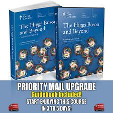 Higgs Boson and Beyond DVD New Sealed Great Courses Teaching Co Sean Carroll