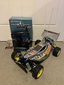 Tamiya Plasma Edge, 58399, 1/10 4wd Rc Car Buggy, RTR Upgraded W Metal Hop Up
