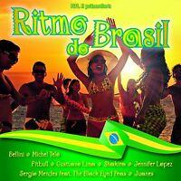 RITMO DO BRASIL 2 CD NEU