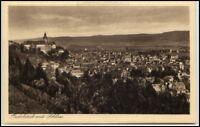RUDOLSTADT Thüringen AK ~1920/30 Gesamtansicht Totale alte Ansichtskarte