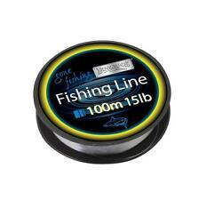 Boyz Toyz RY175 Angling 15lbs 100m Spool Lightweight Smooth Casting Fishing Line